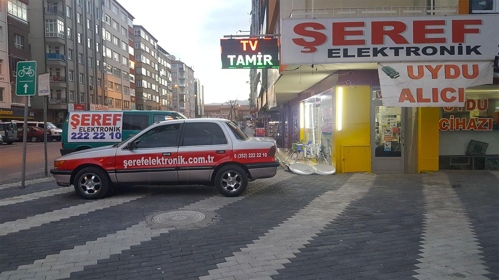 Kayseri Televizyon Tamir Servisi